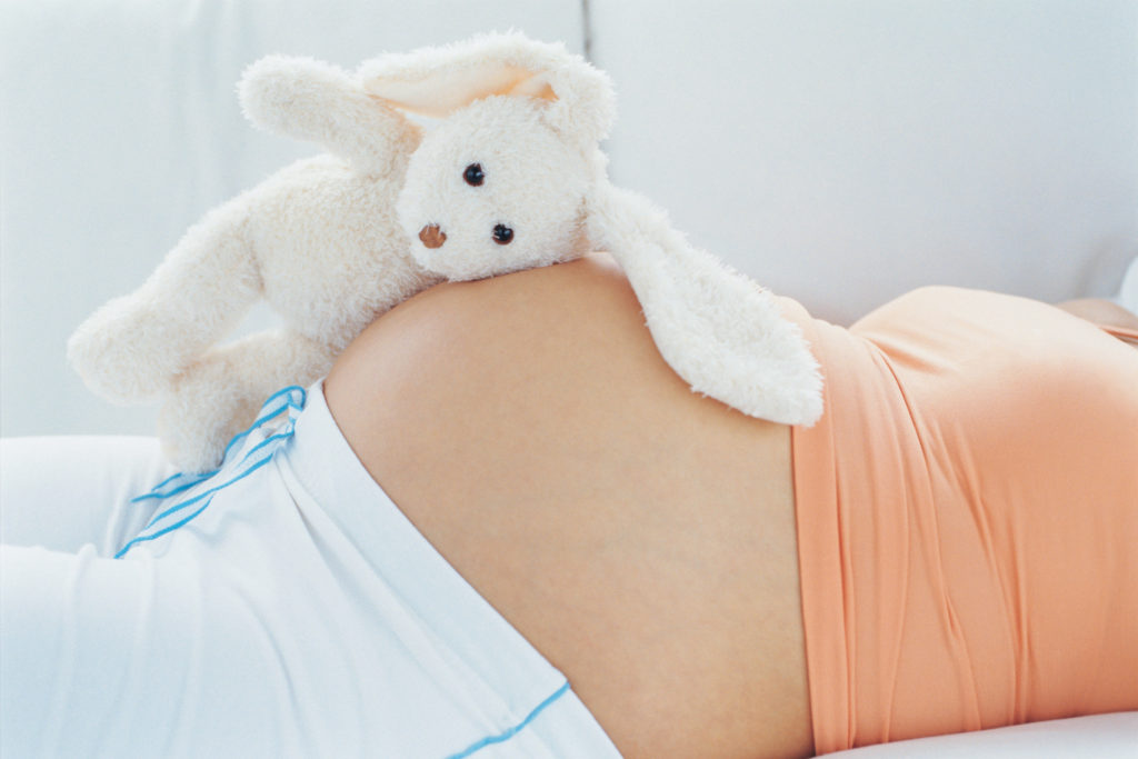 Герпес у беременной